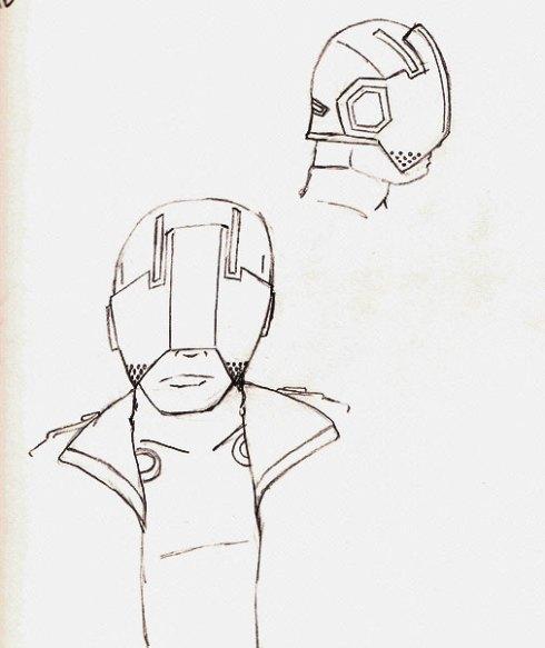 Niko's Helmet